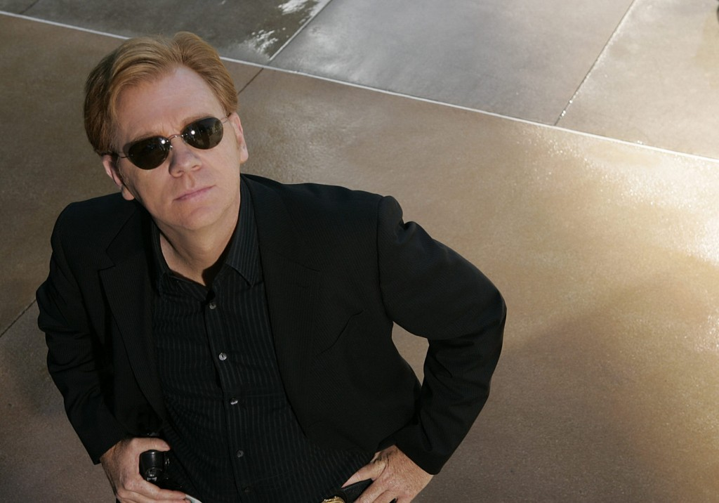 """Sun Block"" ---Horatio (David Caruso) realizes that bizarre occurrences begin to plague the CSIs as they hunt down a serial killer who struck during a total eclipse of the sun, on CSI: MIAMI, Monday, Oct. 29 (10:00-11:00 PM, ET/PT) on the CBS Television Network. Photo: Cliff Lipson/CBS. ©2007 CBS Broadcasting Inc. All Rights Reserved."