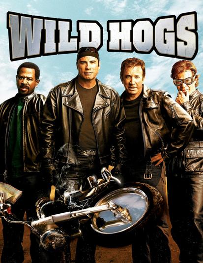 1-Wild Hogs