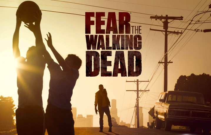 Fear The Walking Dead - Fear The Walking Dead _ Season 1, Key Art - Photo Credit: Frank Ockenfels 3/AMC