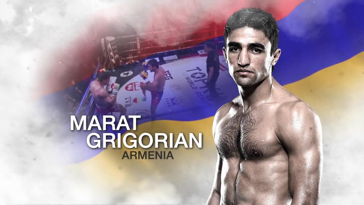 Marat Grigorian มารัท กลิกอเรียน