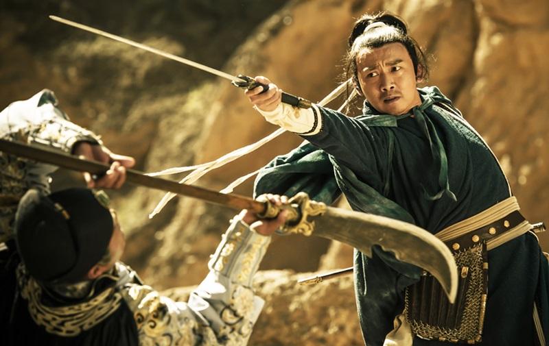 เนี่ยหยวน  รับบท  จ้าวฮุยอัน