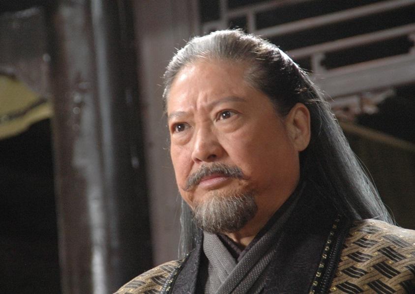 หงจินเป่า  รับบท  ว่านโซ่วซาน
