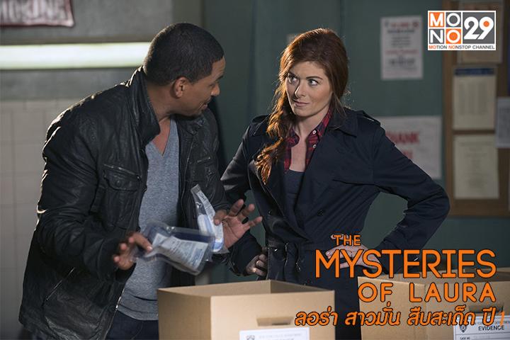 The Mysteries of Laura  ลอร่าสาวมั่นสืบสะเด็ดปี 1