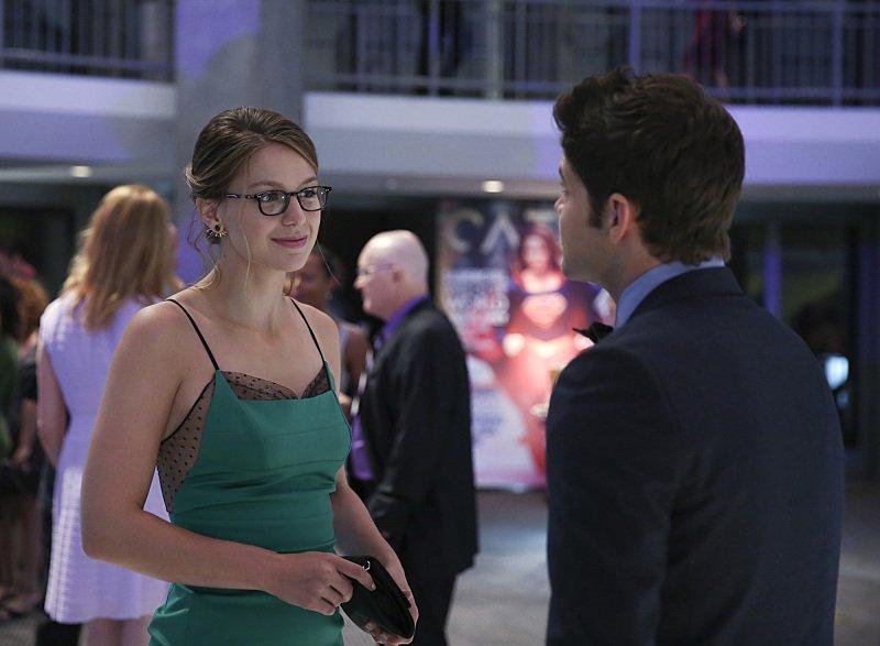 คาร่า ใน Supergirl