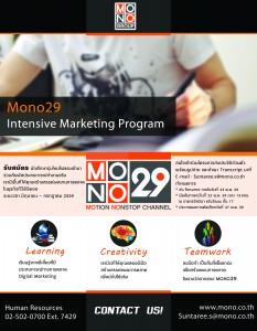 Mono29 Intersive Mkt R9