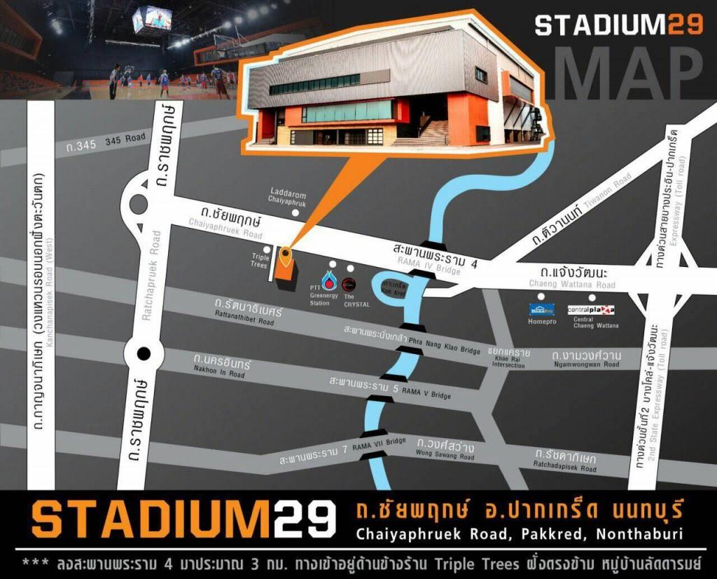 Stadium 29