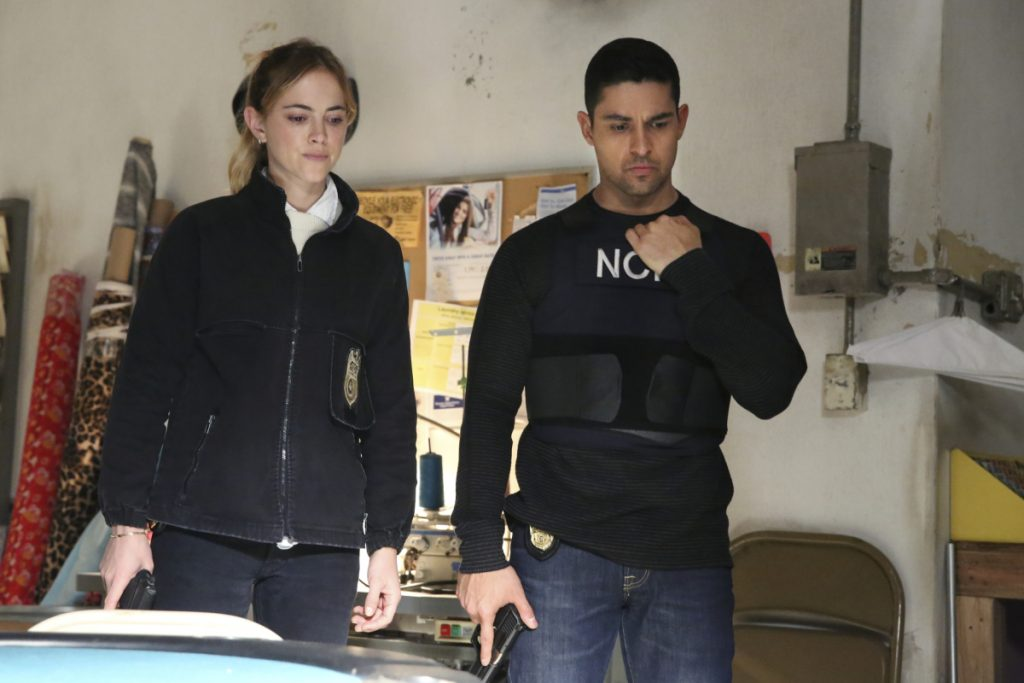 NCIS หน่วยสืบสวนคดีเดือด ปี 16 - MONO29 TV Official Site