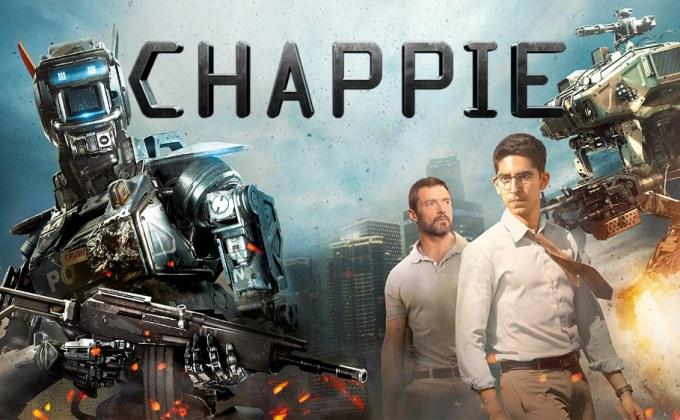 รีวิวภาพยนตร์แอคชั่น-ไซไฟ Chappie - จักรกลเปลี่ยนโลก