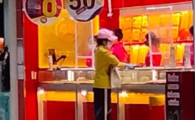 นักเรียนหญิงม.6 บุกเดี่ยวใช้มีดจี้ชิงทองในห้าง