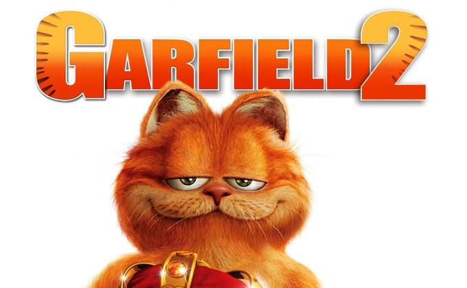 Garfield: A Tail of Two Kitties การ์ฟิลด์ 2 อลเวงเจ้าชายบัลลังก์ ...