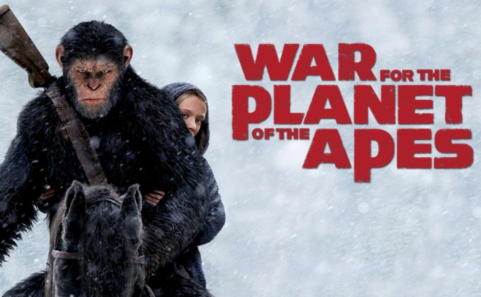 War for the Planet of the Apes มหาสงครามพิภพวานร - MONO29 TV Official Site